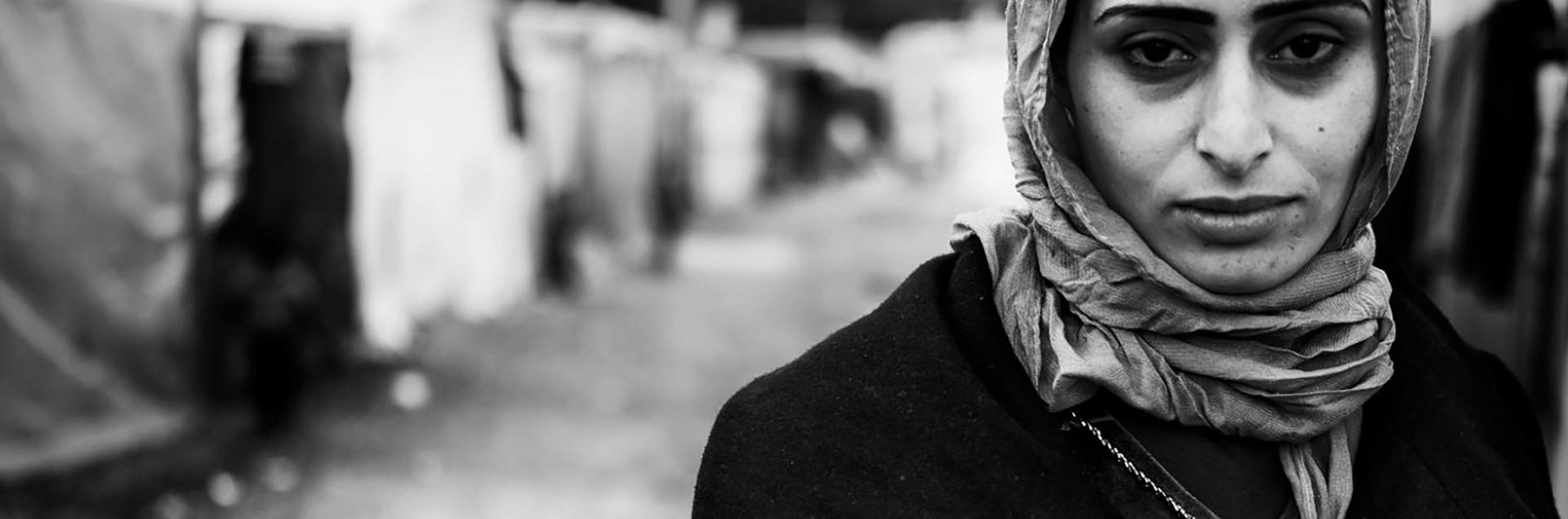 Il dramma dei siriani nei campi in Libano