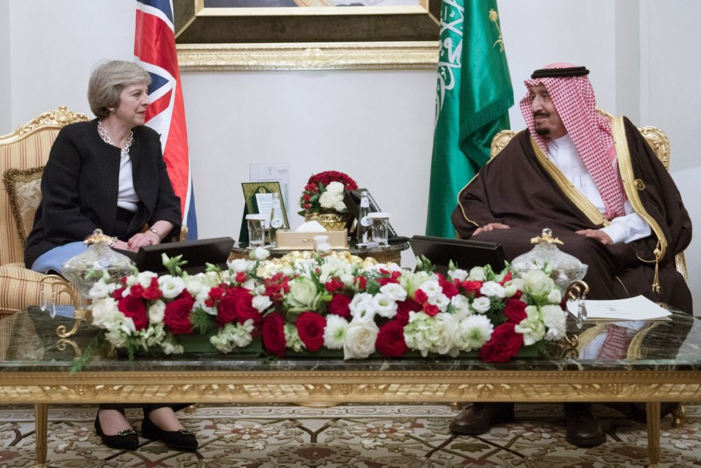 La sconfitta dell 39 arabia saudita gli occhi della guerra for La capitale dell arabia saudita