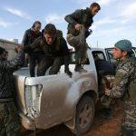 Siria, i protagonisti dei negoziati