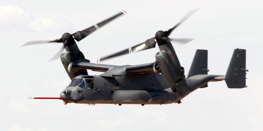 U.S. V-22 Osprey