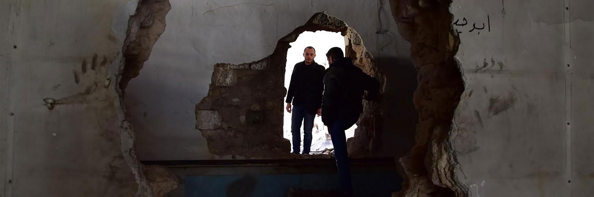 Aleppo, nei tunnel dei jihadisti