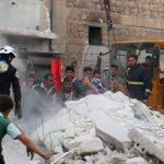 Gli Elmetti bianchi accusano Assad,<br> ma non sono attendibili