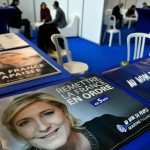 Islamici e comunisti votano Le Pen