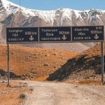 Viaggio sulla Karakorum highway