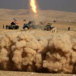 Inizia l'avanzata finale su Mosul