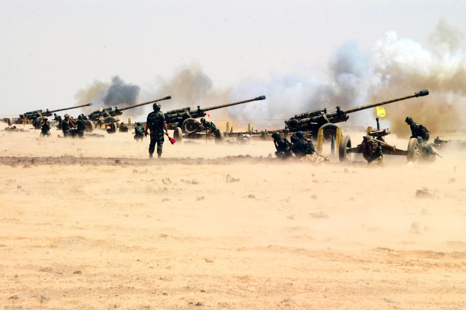 Palmira torna ad Assad
