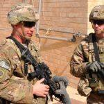 I soldati Usa in prima linea a Mosul