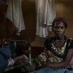 Mwavita, nata in tempo di guerra