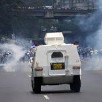 Caracas sembra Piazza Tien An Men