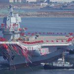 La Cina presenta Shandong, prima portaerei totalmente nazionale