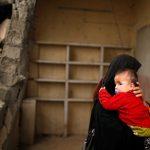Yazidi in fuga verso l'Armenia