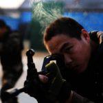 La Cina contro il terrorismo