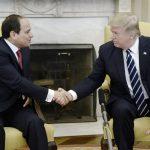 Trump incontra al-Sisi