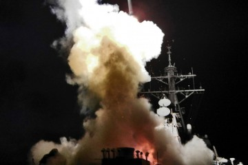 Strike Usa in Siria