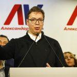 Serbia, alle presidenziali trionfa Vucic