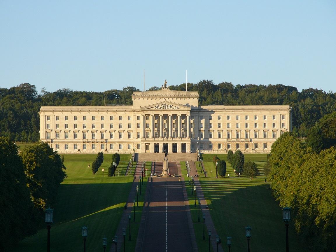 Parlamento Belfast Irlanda del Nord