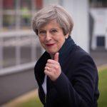 La corsa della May verso le elezioni