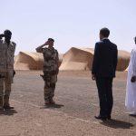 Macron sbarca in Africa