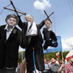 Polonia, l'opposizione vuole più Ue