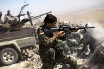 peshmerga iraq kurdistan