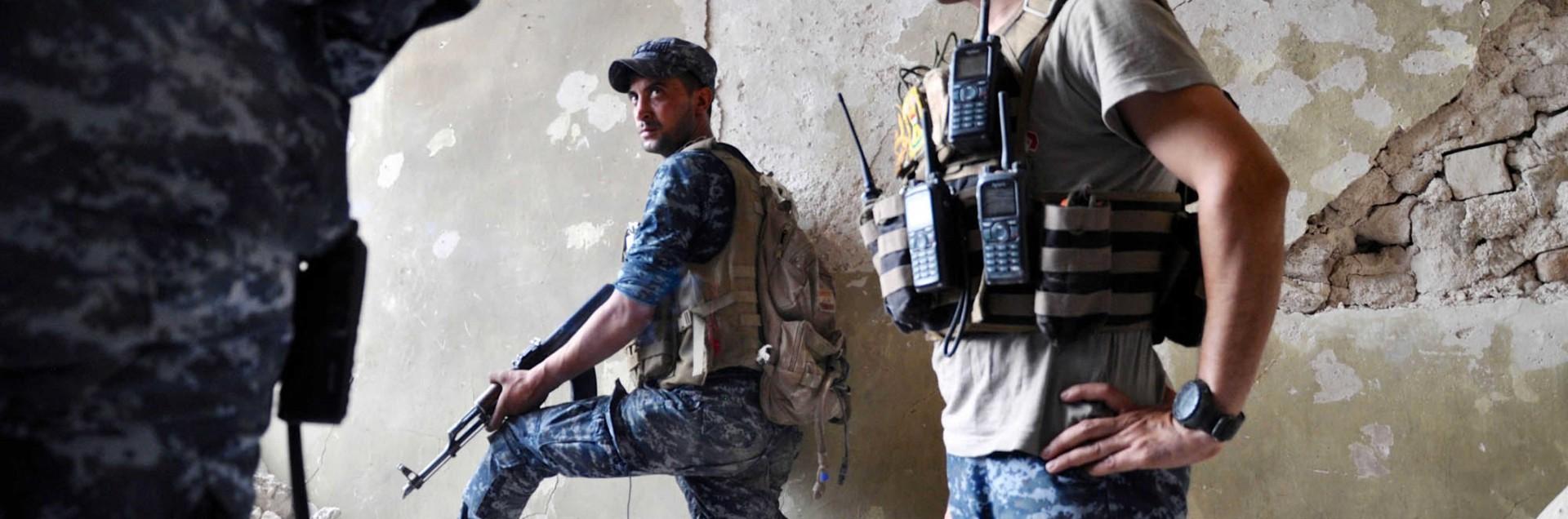 """Mosul libera dall'Isis"""