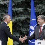 L'Ucraina vuole entrare nella Nato
