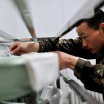 Il complesso militare cinese