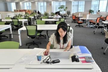 Giappone ufficio