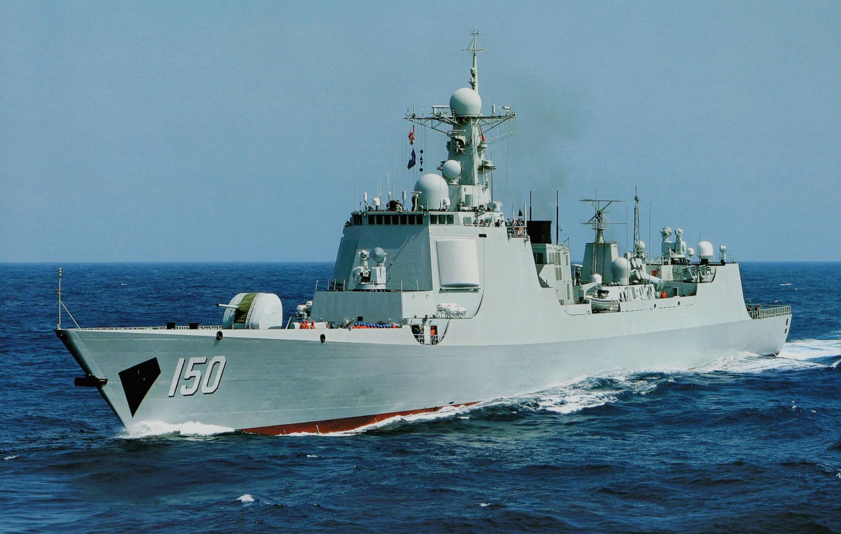 Nave militare cinese Changchun