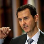 Syria: Assad talks