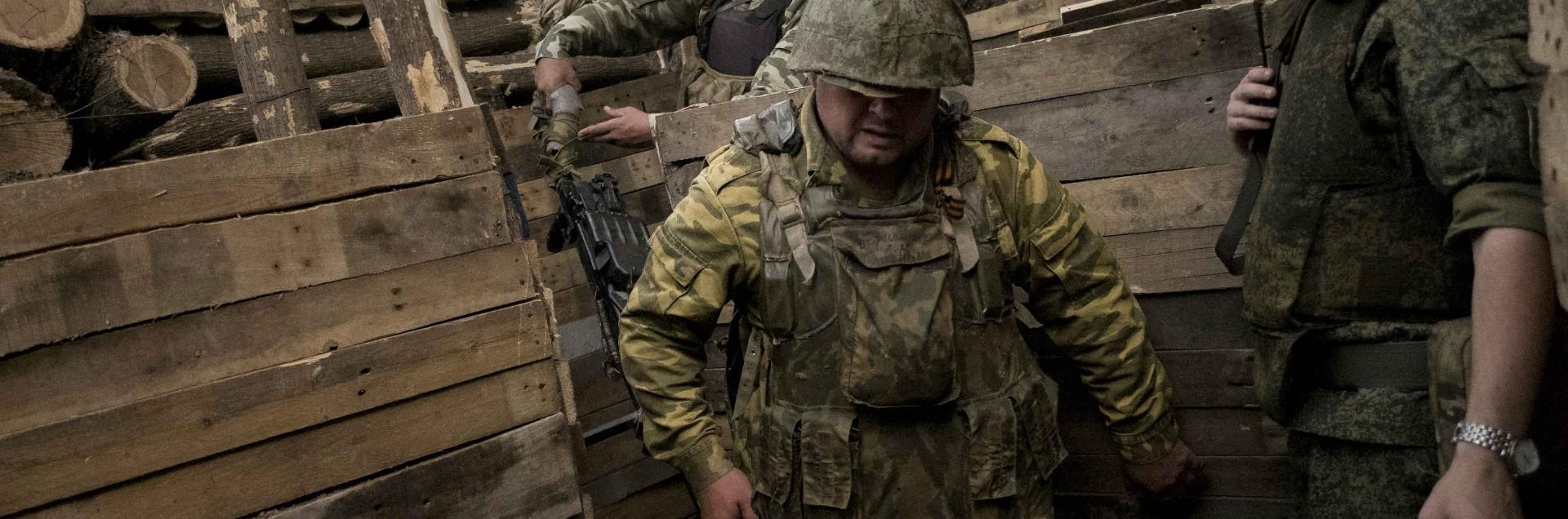 Donbass, il Carso del XXI secolo