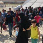 I siriani adesso tornano a casa: <br> più di 500mila rientri solo nel 2017