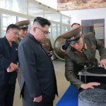 Effetto-Kim: militarizzati <br> Corea del Sud e Giappone