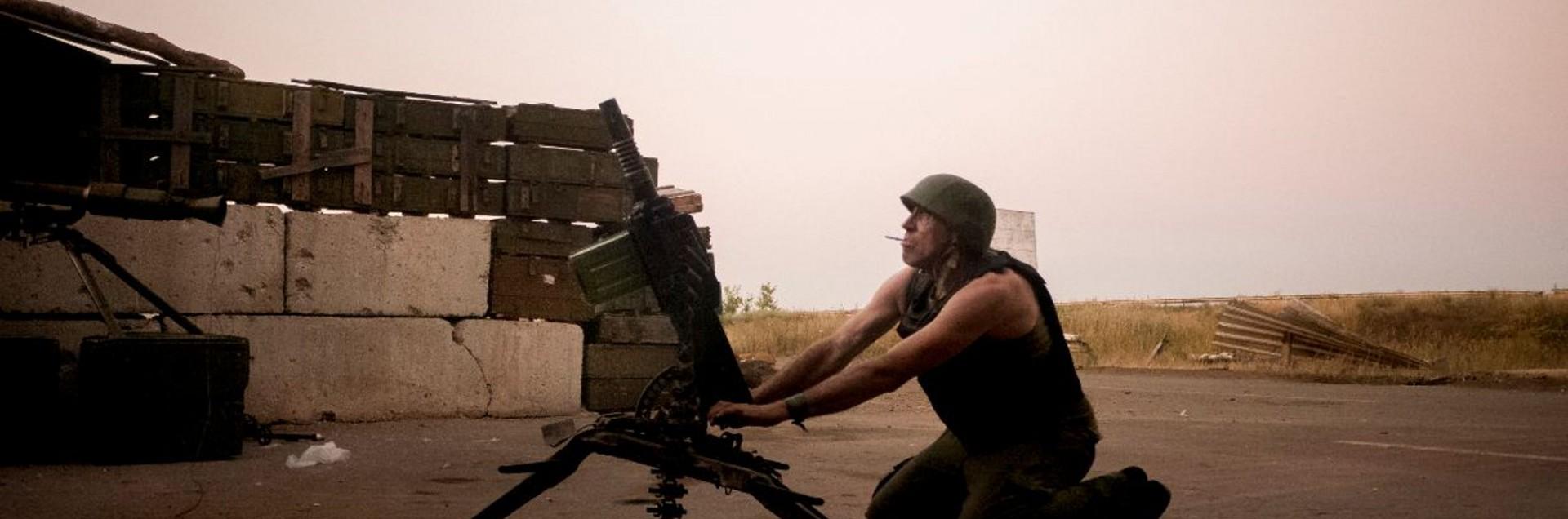La battaglia di Donetsk
