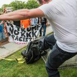 Quelle violenze della sinistra Usa <br> nascoste dai media anti Trump