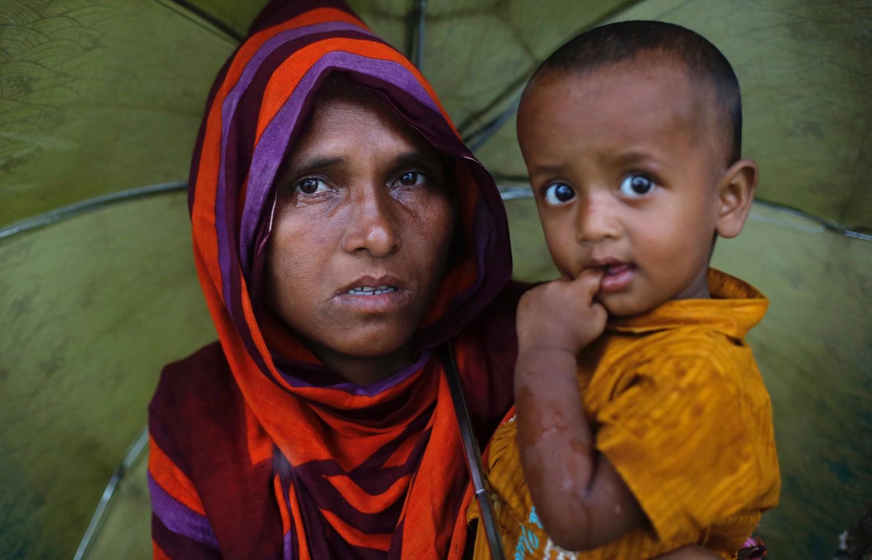 countrys muslim rohingya minority - HD1500×964