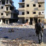Quei cristiani siriani in prima linea <br> per combattere lo Stato islamico