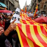 Fiandre, Galles e Paesi Baschi: le altre regioni in piazza a Barcellona