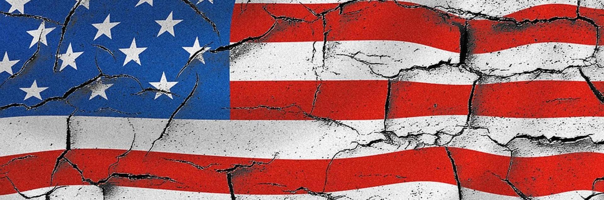 Gli Stati disuniti d'America