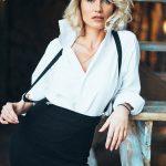 Ekaterina Gordon, un'altra bionda all'attacco di Putin