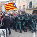 Quelle fake news sulla violenza <br> della polizia spagnola in Catalogna