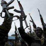 Quelle armi vendute al Sud Sudan <br> Così gli inglesi aggirano l'embargo
