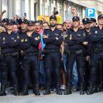 Catalogna, sale la tensione <br> e Madrid invia l'esercito