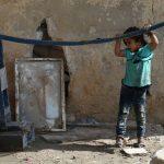 La guerra infinita del popolo siriano <br> tormentato da malnutrizione e jihad