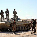 L'esercito siriano blinda il confine con la Giordania