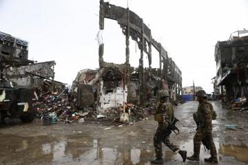 Marawi liberata dall'Isis