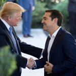 """Usa e Cina si contendono la Grecia <br> e Tsipras adesso """"si vende"""" a Trump"""