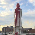 """Il fantasma """"schiavista"""" di Colombo <br> che spaventa il sindaco di New York"""