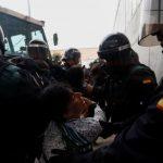 La rete clandestina che informa sugli spostamenti della Guardia Civil