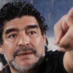 Maradona gioca con Maduro <br>ma non vede le violenze in Venezuela